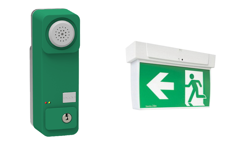 What we do | Emergency Exit controller