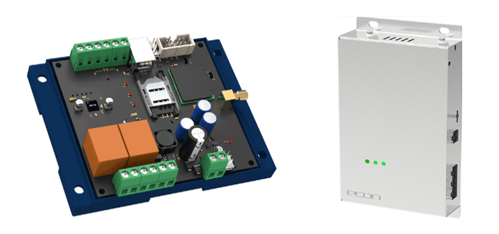 What we do | GSM controller product