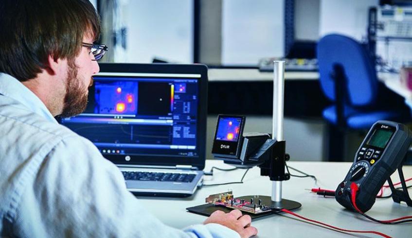 Electronics development | Thermal imaging